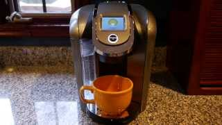 How to use old K-cups in the New Keurig 2.0 - K550 - Brewing System - (Video in 4K)