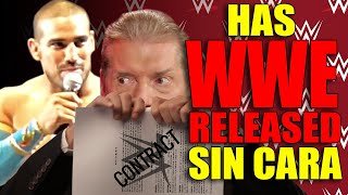 Has WWE Released Sin Cara!? ECW Star Hospitalised! Brock Lesnar's Last Match of 2019! Wrestling News