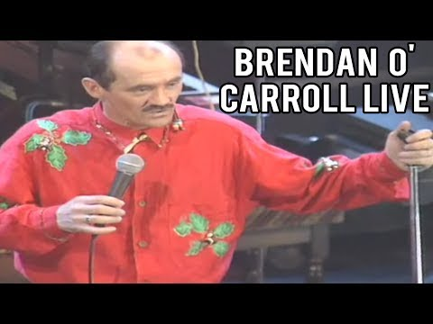 "Brendan O'Carroll Live - ""How's Your Snowballs?"" (Mrs Brown's Boys Live Show)"