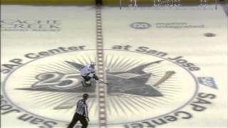 HIGHLIGHTS: San Diego Gulls vs San Jose Barracuda Oct 21, 2015