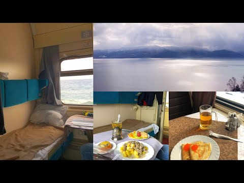 Trans-Siberian Railway Winter Journey - part 4: Ulan-Ude - L