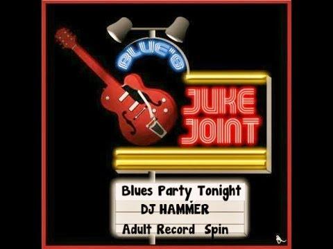 DJ Hammer Blues Party Tonight