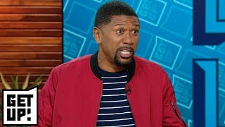 Jalen Rose 'not surprised' Kawhi Leonard didn't respond to David Robinson's calls | Get Up! | ESPN