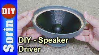 Home Made Speaker Driver