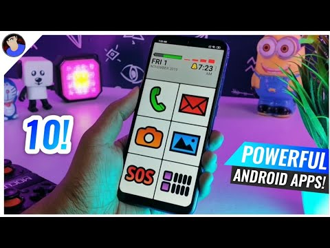Top 10 Best Android Apps November 2019