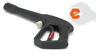 Pressure Washer Repair - Replacing the Trigger Handle (Ryobi Part # 308760040)
