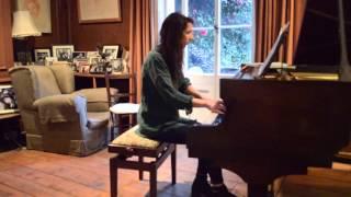 Sonia Khachchouch - Étude Op. 8, No. 5 E major, Scriabin