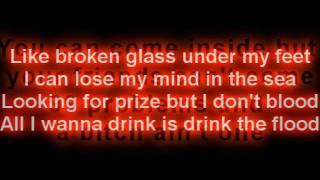 hugo 99 problems lyrics on screen