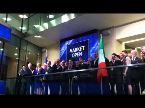 Ireland Day London Opening Market Ceremony