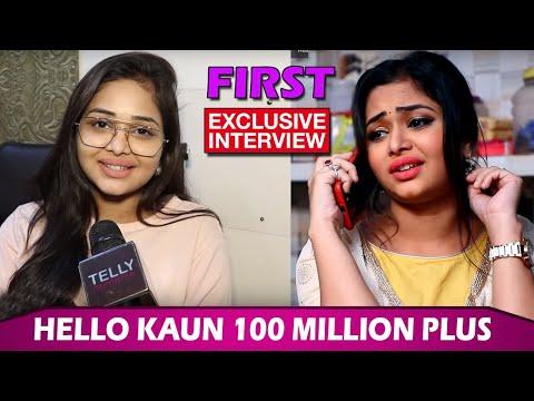 Hello Kaun Song Fame SNEH UPADHYA On Crossing 100 Million Views, Tiktok, Ritesh Pandey & More
