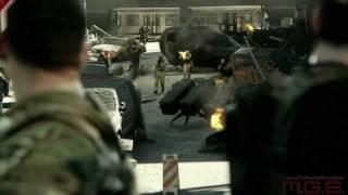 Call of Duty: Modern Warfare 3 - Трейлер с живыми актерами