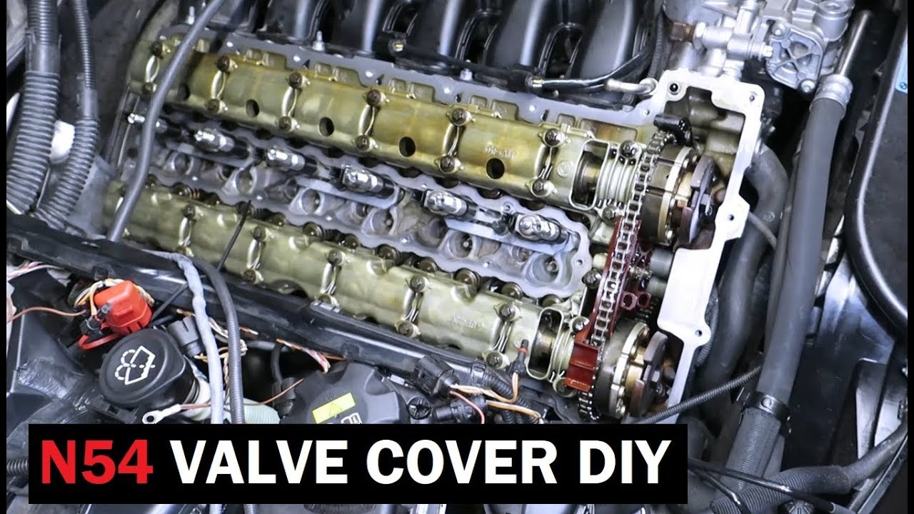 Maxresdefault on Replace Valve Cover Gasket