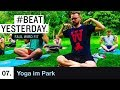 Faul wird Fit #7 - Eddys erste Yoga-Stunde | Beat Yesterday