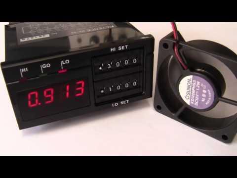43655 キーエンス デジタルメータリレー RV45