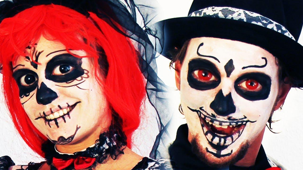 Halloween Kostüm des Todes
