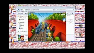 Descargar e instalar Subway Surfers para PC | Opción de jugar con teclado