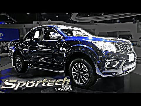 Nissan NP300 Navara | Sportech King Cab (re-issued)