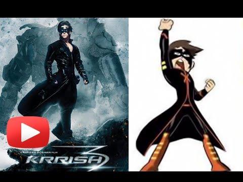 Hrithik Roshan Launches Kid Krrish Cartoon Series