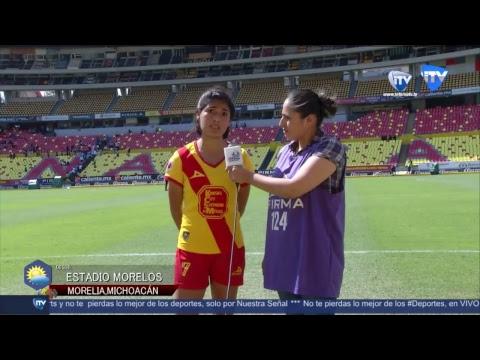Liga MX Femenil: Monarcas Morelia vs Cruz Azul