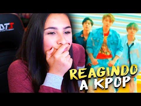 REAGINDO A KPOP (BTS DNA)