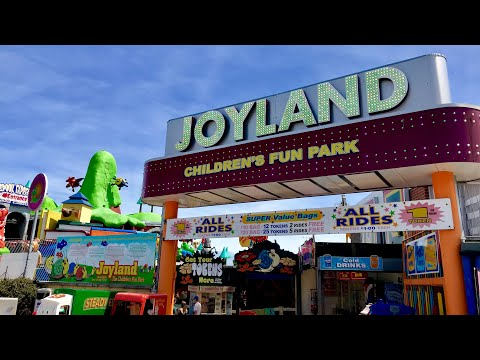 Joyland Great Yarmouth Vlog 24th June 2018