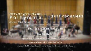 Xavier Dayer - « Depuis que la silence n'est plus le père de la musique »