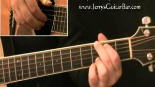 How To Play James Taylor Sweet Baby James