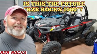 2019 Polaris RZR 1000XP,  What does the future hold for RZR Rocks?