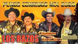 Beto Quintanilla, Los Razos, Chalino Sanchez - CORRIDOS PERRONES MIX 2021 - PUROS CORRIDOS MIX 2021