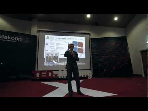 A Vietnamese Dream: Learn & Wisdom: Nguyen Huu Thai Hoa at TEDxMekong 2012