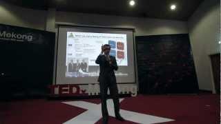 A Vietnamese Dream: Learn & Wisdom: Nguyen Huu Thai Hoa at TEDxMekong 2012