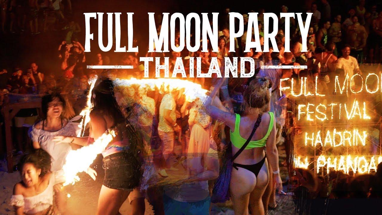 Full Moon Party Thailand có gì mà dân phượt khắp thế giới muốn tham gia?