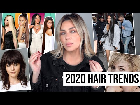 What Are The Hair Trends For 2020 ?