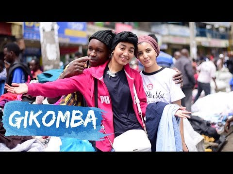 CHEAPEST PLACE TO SHOP IN NAIROBI | GIKOMBA MARKET