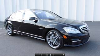 Mercedes Benz S Class 2012 Videos