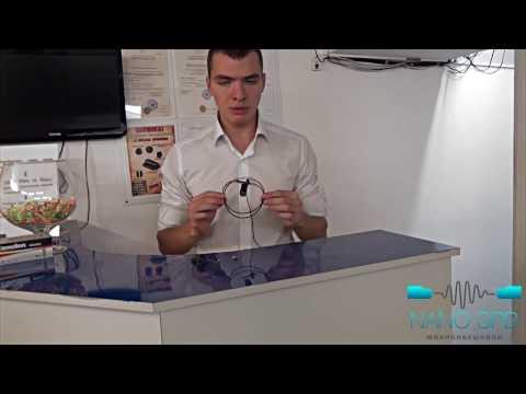 Микронаушник Блютуз Сайбер Блю (Cyber Blue Bluetooth) Nano Spb