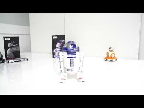 R2D2 Droid by Sphero: Full Demo and App Walkthrough
