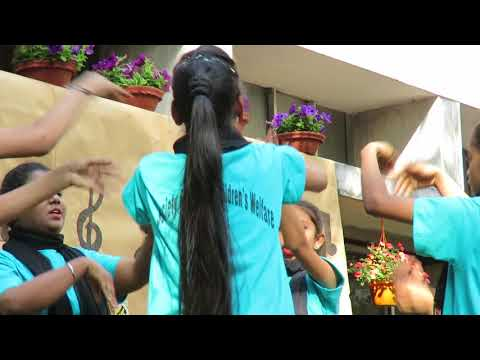 Students of Education Sponsorship Program Dance at Dishayein@25