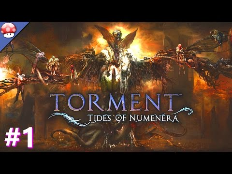 Torment: Tides of Numenera Walkthrough Part 1 Gameplay Lets Play No Commentary [PC/60FPS/1080p]