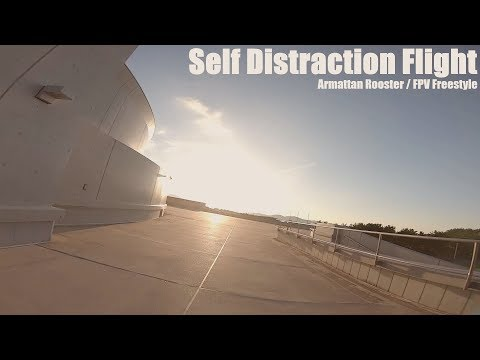 Self Distraction Flight 2 / Armattan Rooster FPV Freestyle