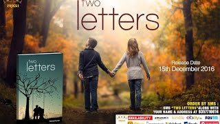 Two Letters by Neeraj Kumar Pubished By Rigi Publication house