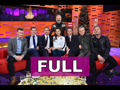 The Graham Norton Show FULL S20E13 New Years Eve Show 2016