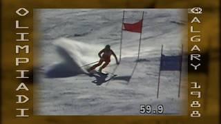 Ski alpino 1988 Olimpics, Vreni Schneider