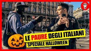 Spaventare gli Italiani ad Halloween - [Candid Camera] - theShow