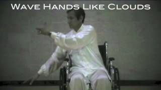 "Wheelchair Tai Chi 10 Forms Demo by Dr. Yong ""Tai"" Wang"