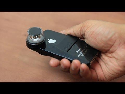 Review: Kogeto Dot 360° Camera Lens (iPhone)