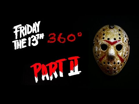Friday The 13th 360° PART II | Cardboard Horror #360video
