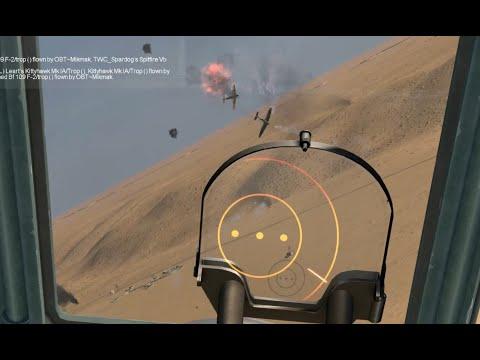 Absolute Chaos [IL2 Desert Wings - Tobruk][Online Multiplayer] |