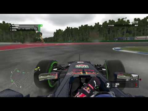 F1 2016 [Xbox One] - Round 12 [German Grand Prix]