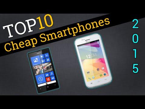Top 10 Cheap Smartphones 2015 | Compare Best Cheap Smartphones